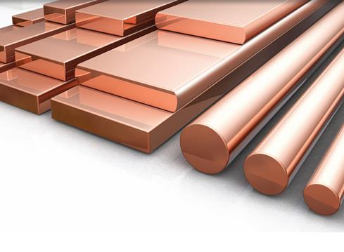 Copper Busbar And Copper Bars